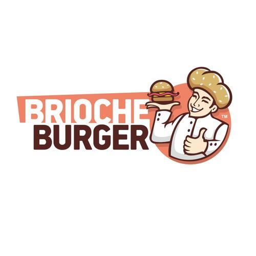 brioch burger