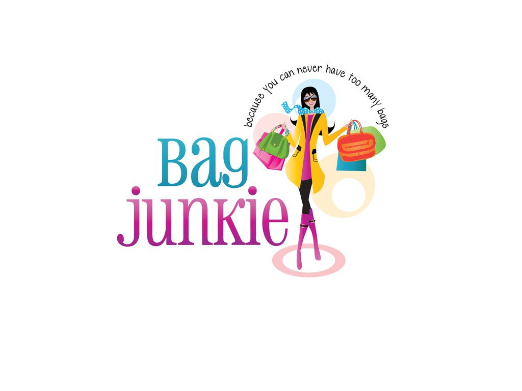 Create the next logo for Bag Junkie