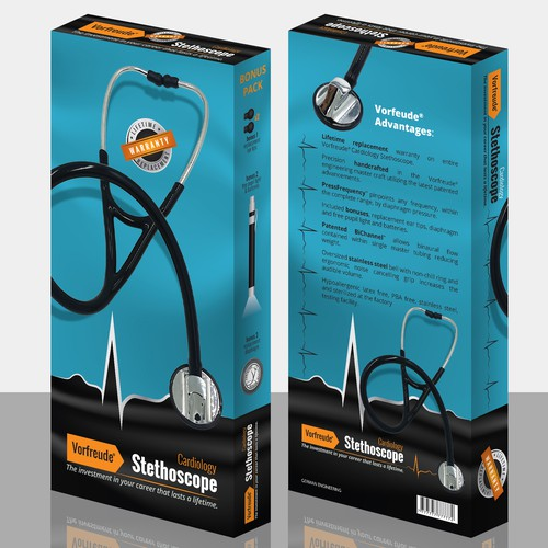 Stethoscope package