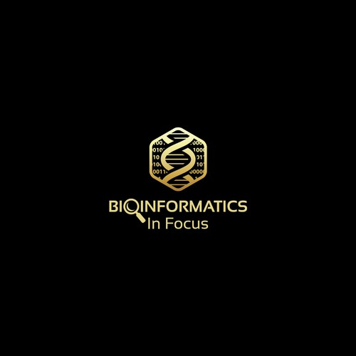 Bioinformatics Logo Design