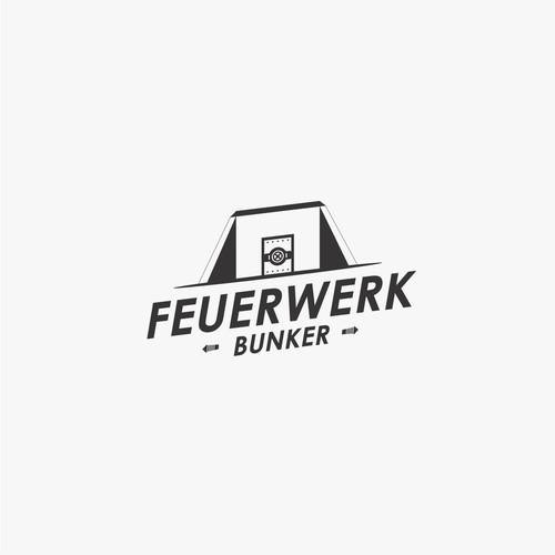 bold logo for FEUERWERK
