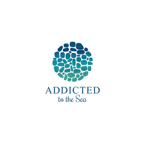 Logo for a new travel company