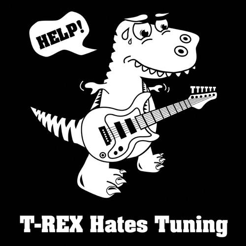 Funny T-rex
