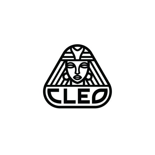 Cleopatra Logo Design