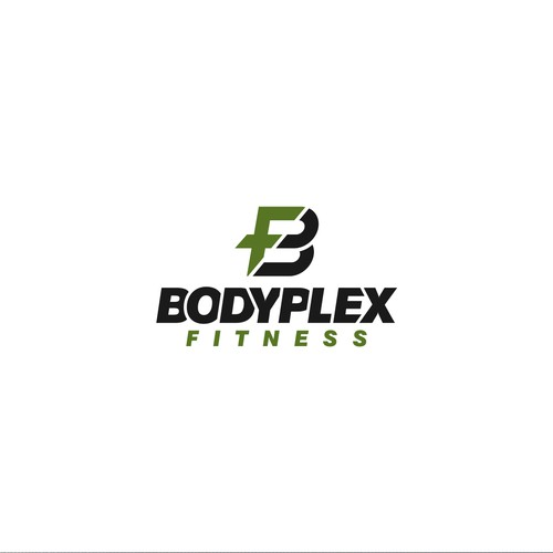 Logo for BODYPLEX Fitness