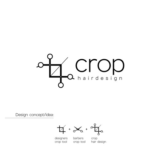 CROP hair design
