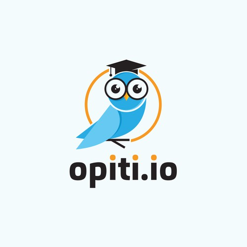Opitio logo design