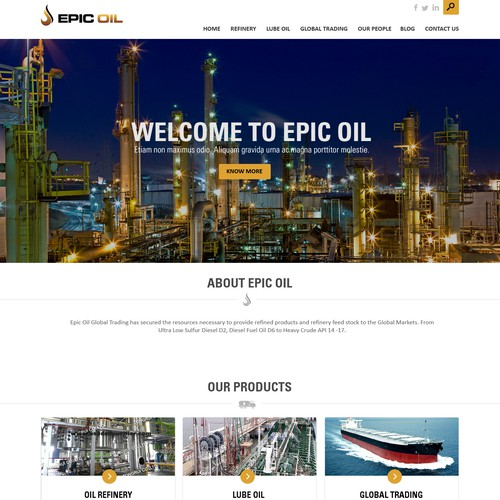 Epic Oil