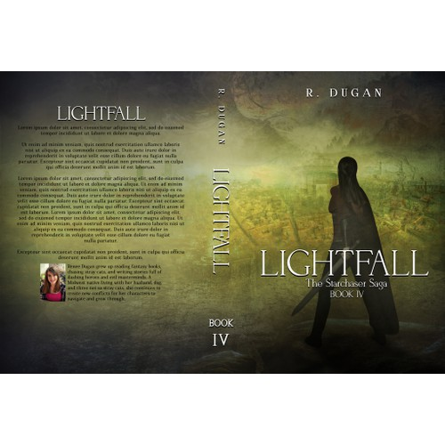 The Starchaser Saga: LIGHTFALL