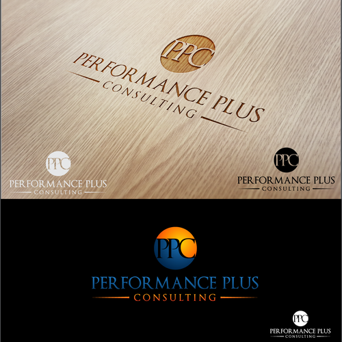 Create a logo for a successful premium consulting services firm
