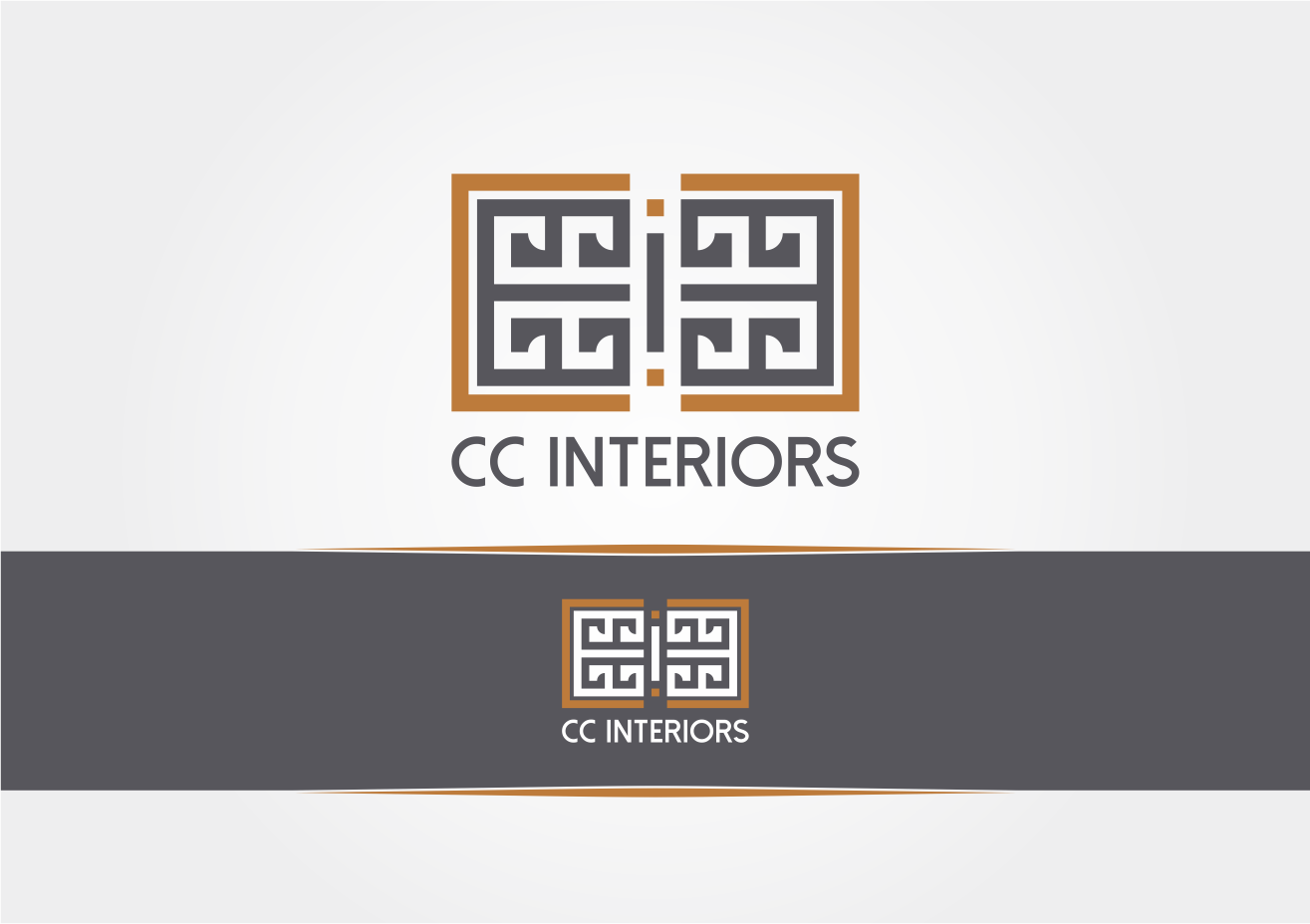 Create a classic fresh design logo for an up and coming interior design firm