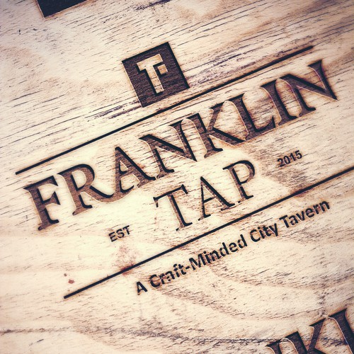 FRANKLIN TAP Food & Drink (contest)