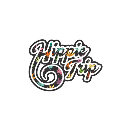 Logo for Hippie Trip