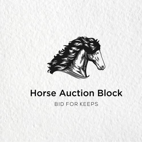 Horse Auction Block