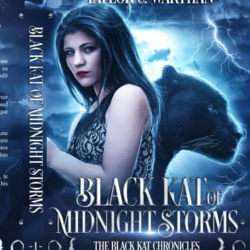 Black Kat of Midnight Storm