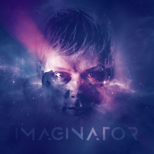 Album Cover Concept for Imaginator