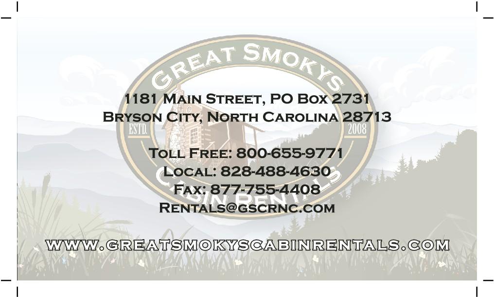 Great Smokys Logo Extension