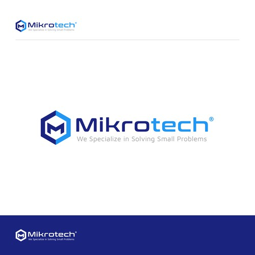 Mikrotech® Logo