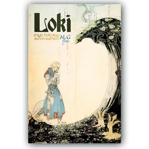 Loki book cover