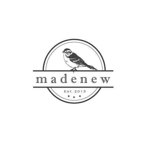 !!Wanted!! - Classy Logo for Madenew