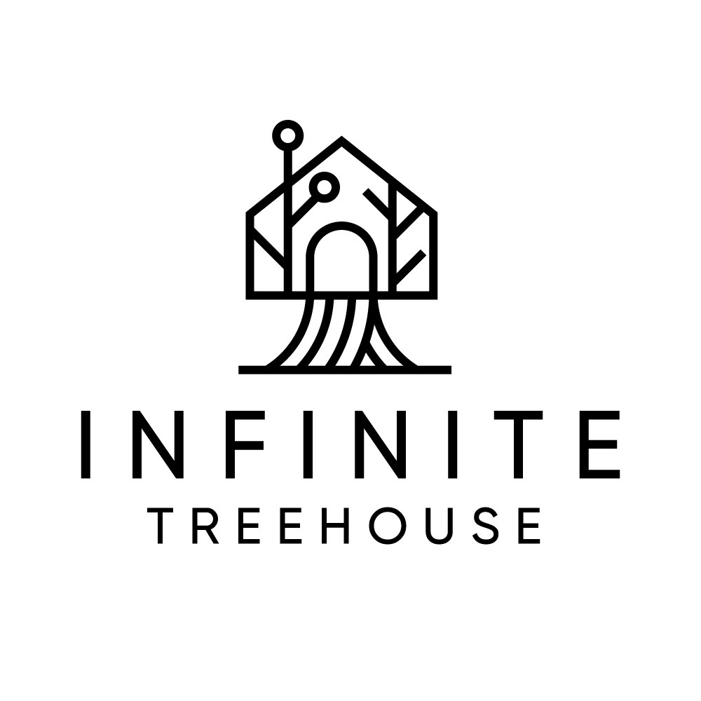 Design a logo for Infinite Treehouse LLC, an education technology and data company