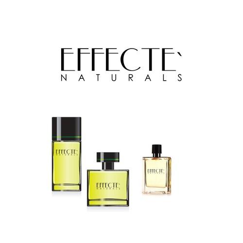 Create an eye catching logo for the sensual Effecte` perfume