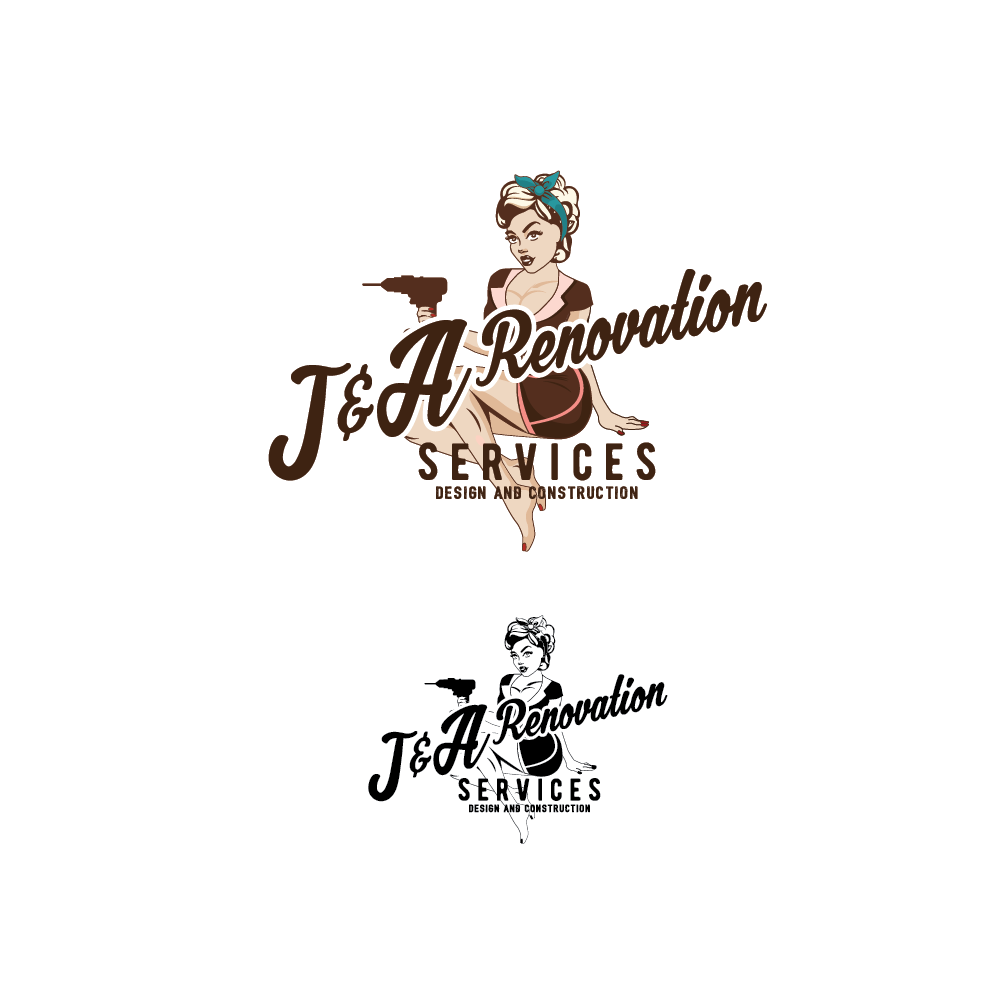 Need a Pin Up Girl for my Remodeling Business