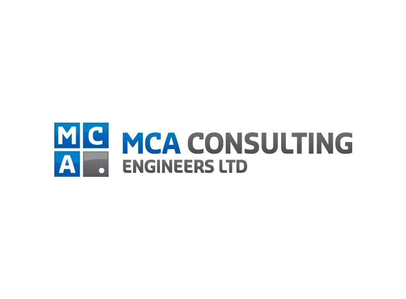 Help MCA Consulting Engineers Ltd update and refresh their logo