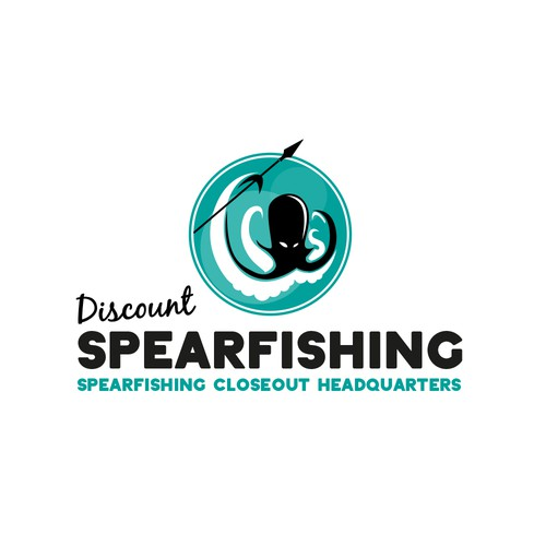 Logo for Spearfishing Co