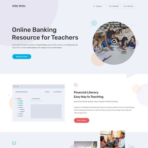 Banking Resource for Teachers