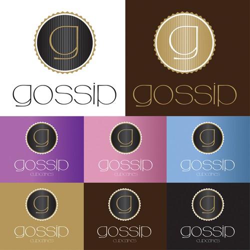 Gossip cupcakes