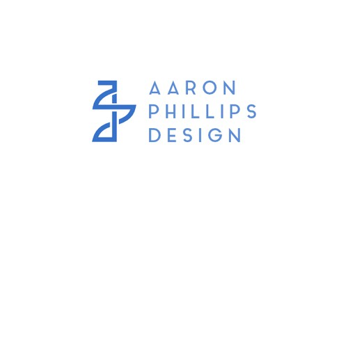 Create a logo for Aaron Phillips Design