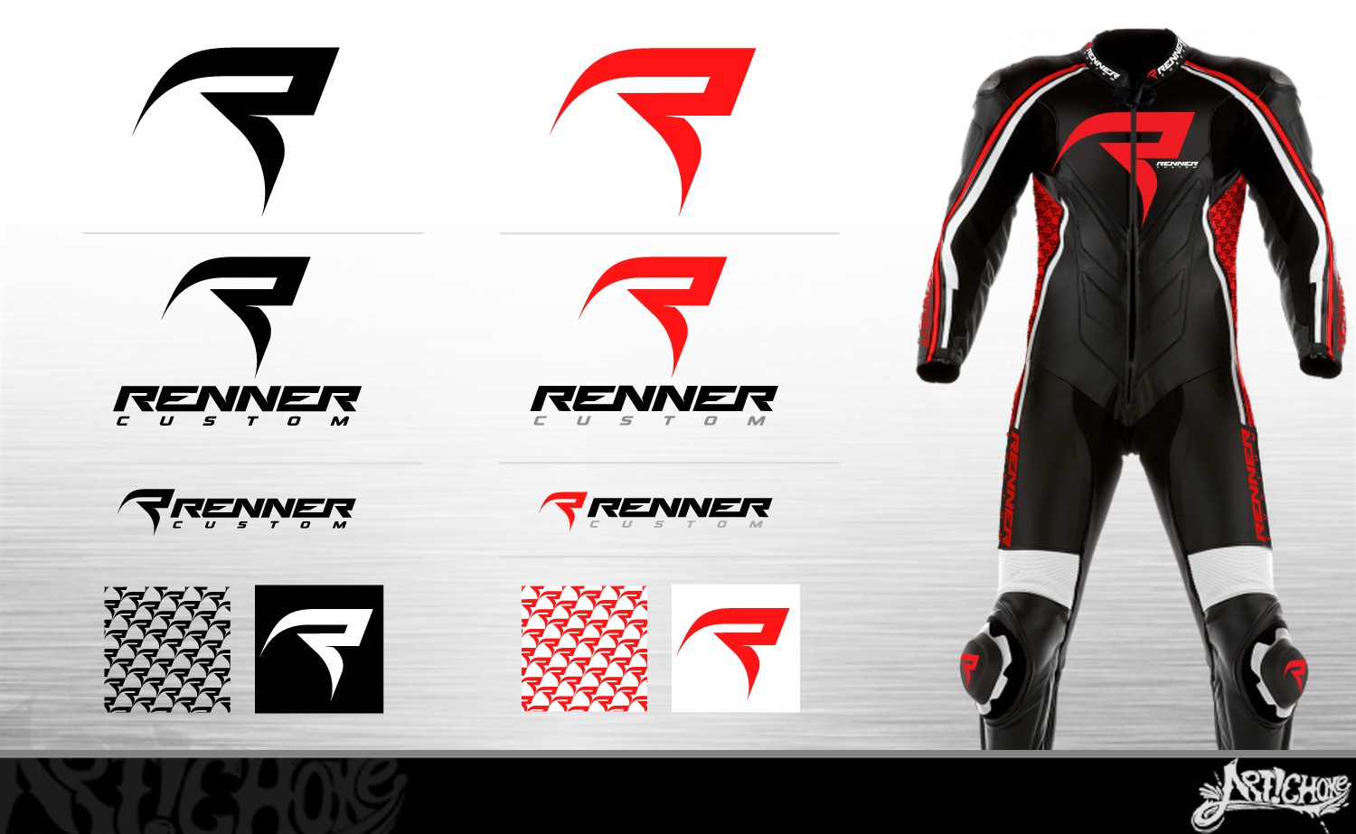 logo for RENNERcustom