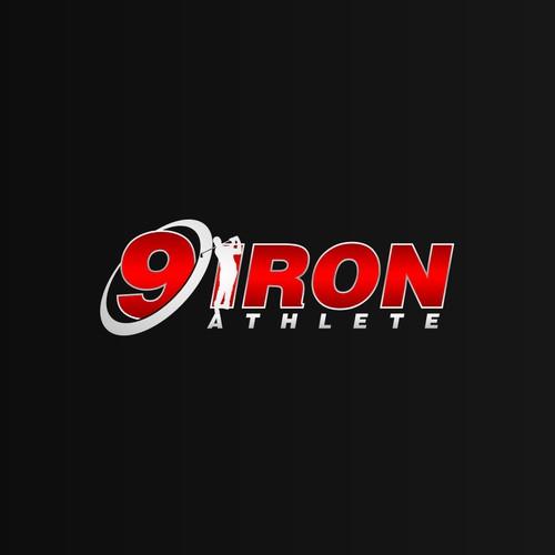 9 Iron Athlete needs a new logo
