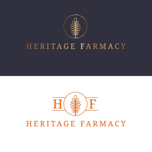 Premium design for a herbal medicine company