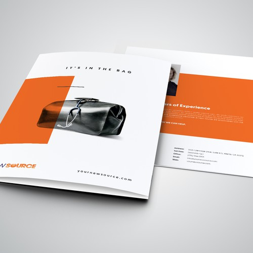 NewSource brochure