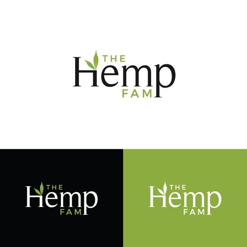 The Hemp Fam Logo