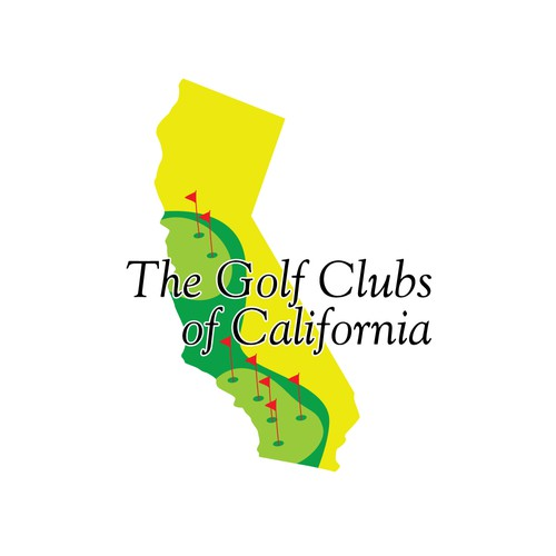 Logo for a Golf Course Management Company