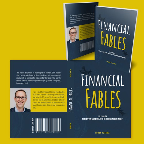 Financial Fables Book Cover V2