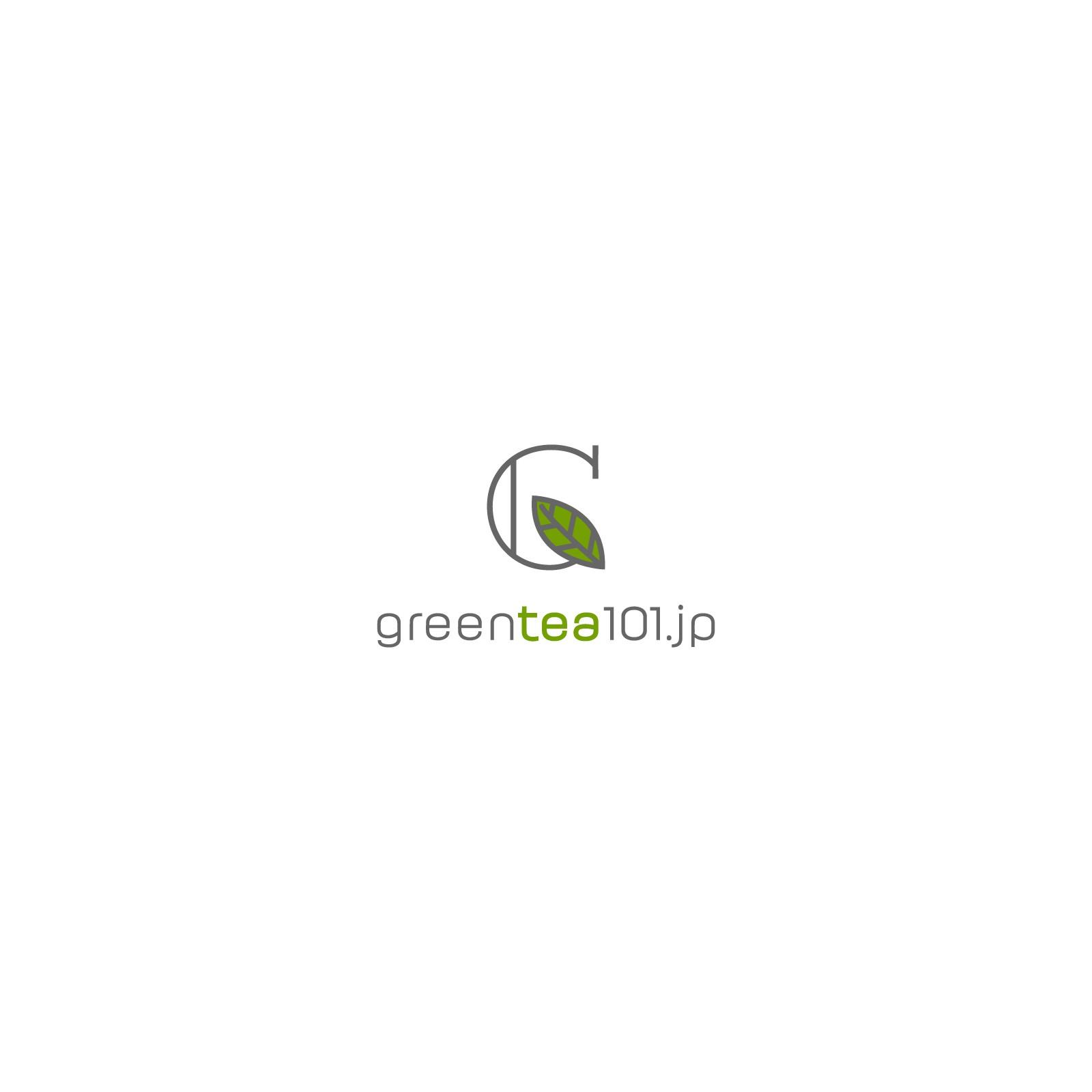 green tea/matcha を海外に発信するウェブサイトのロゴ作成お願いします!