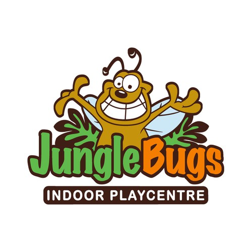 JUNGLE BUGS LOGO