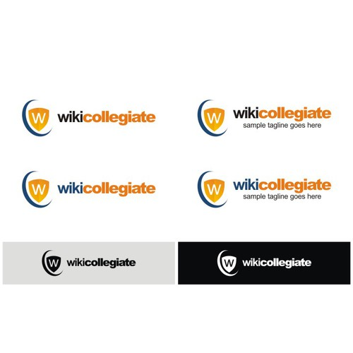 Logo for College/Academic Wiki