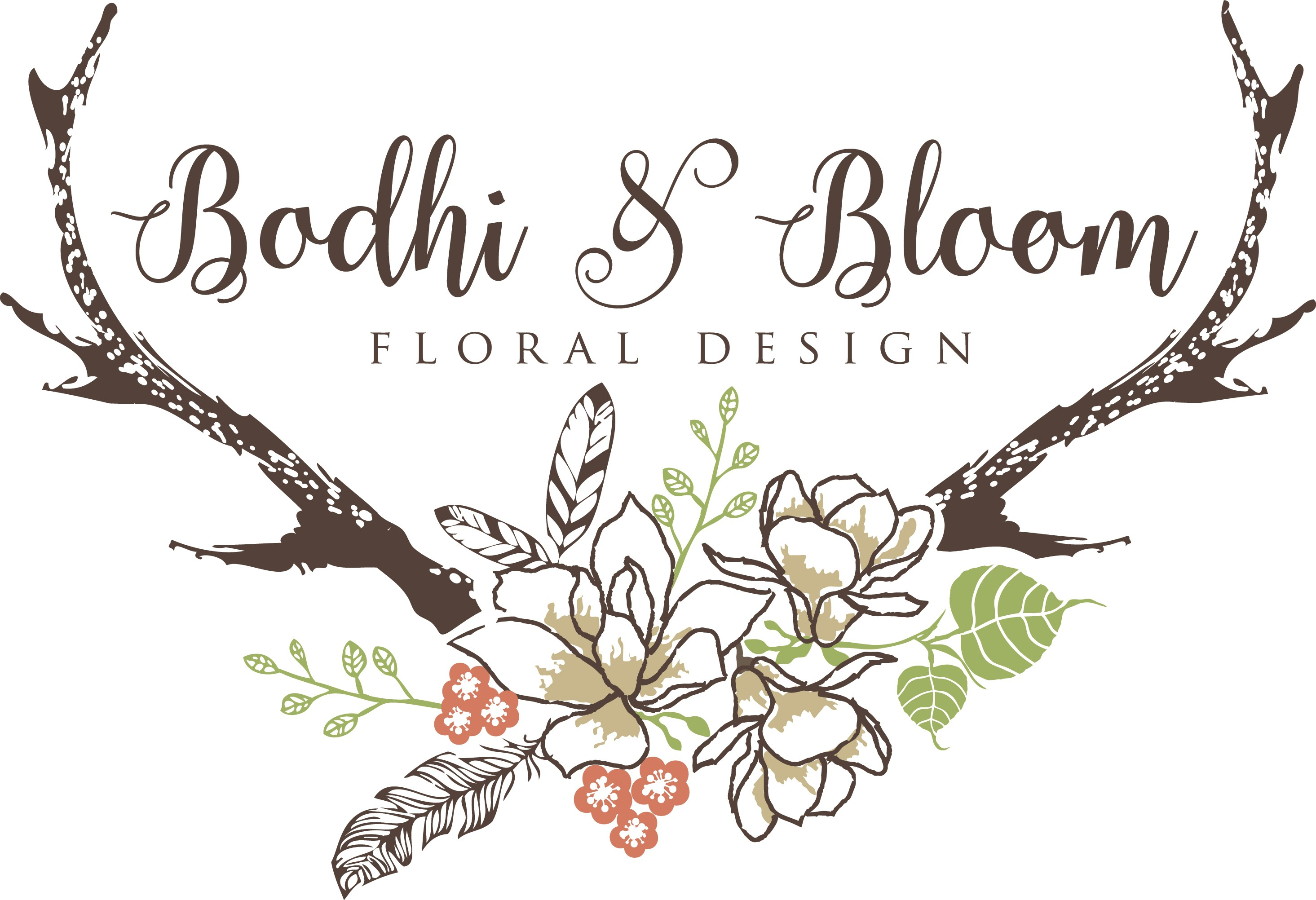 Create a timeless, ethereal logo for our Floral and Event Design launch!