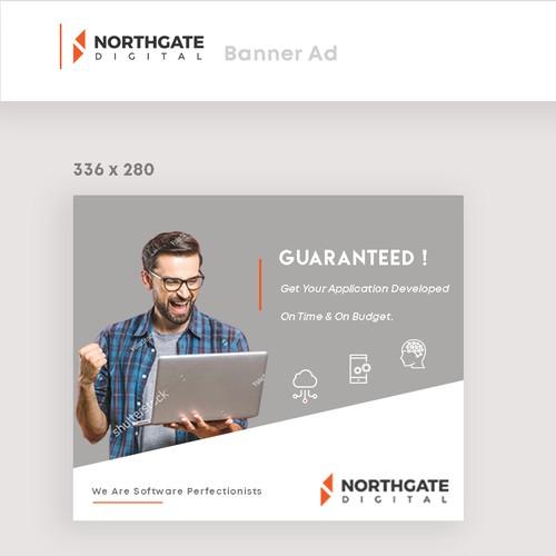 Northgate Digital Banner Ad