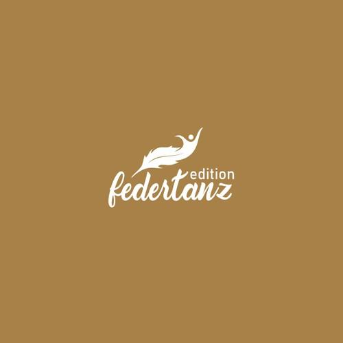 dancing feathers logo