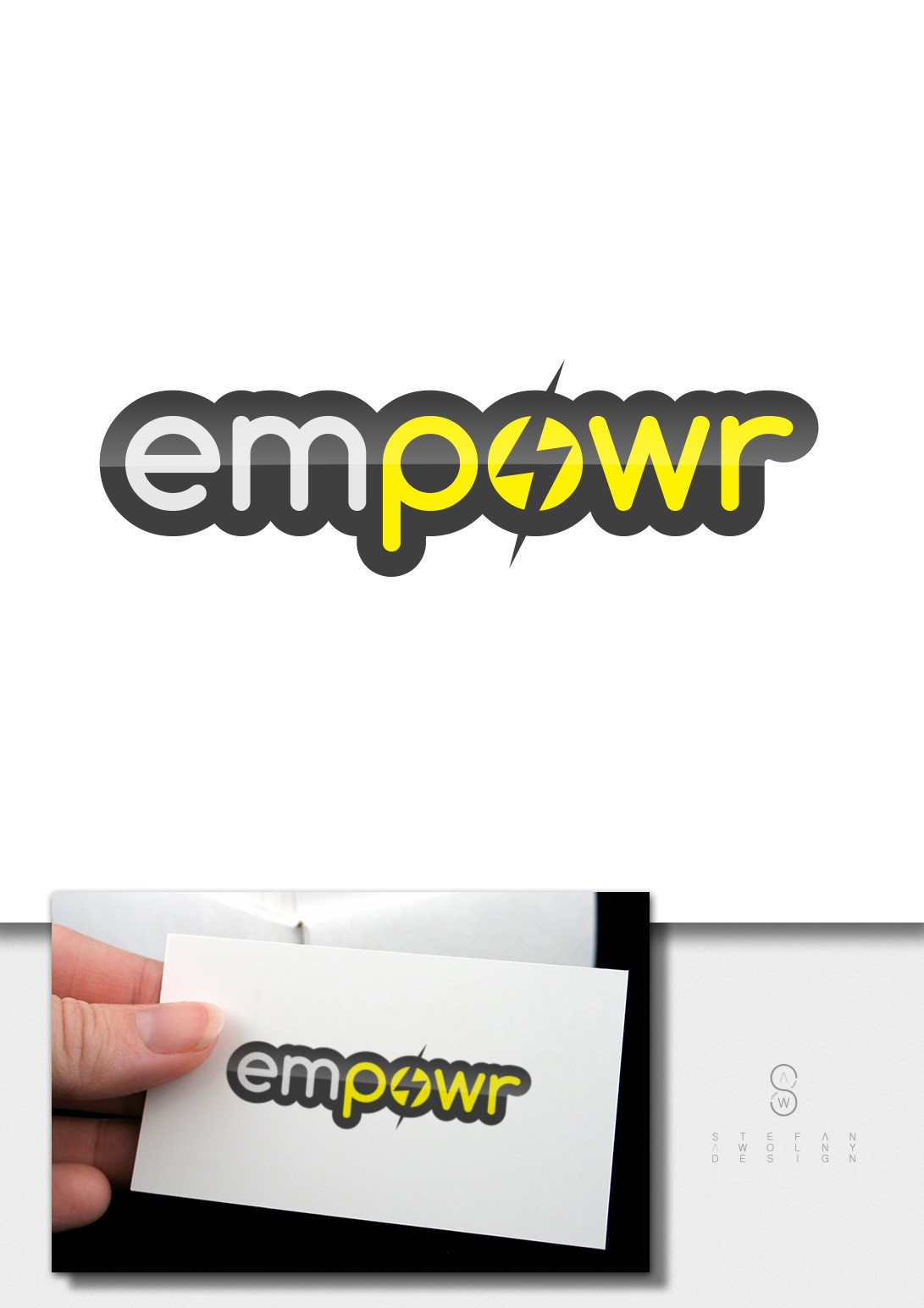 Help EMPOWR with a new logo