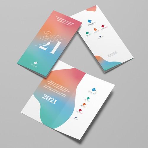 Greetings card 2021