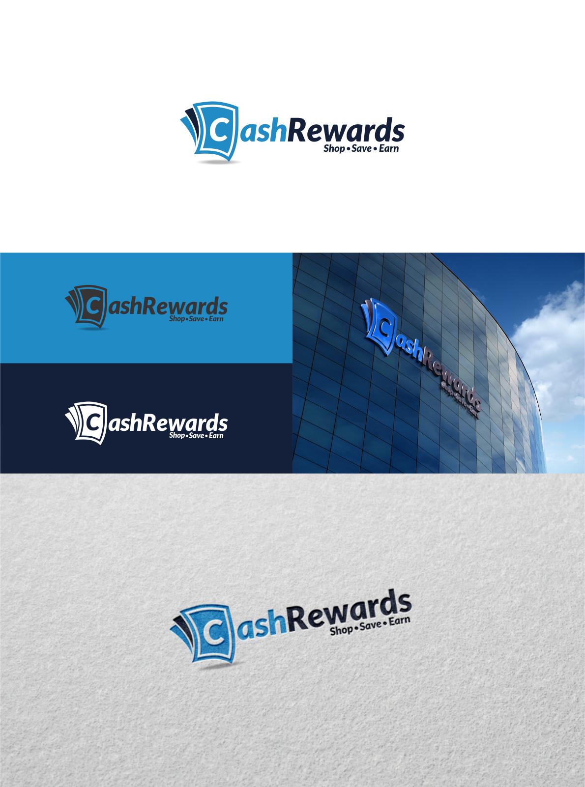 Create the new logo for Cash Rewards
