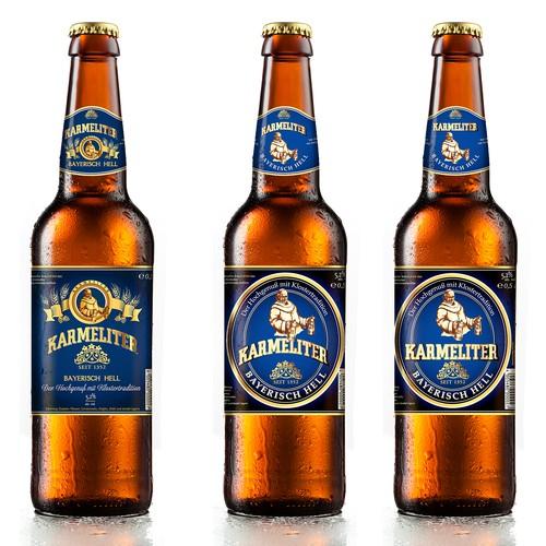 Beer label Facelift