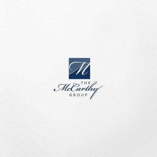 """Logo proposal for """"The McCarthy Group"""""""